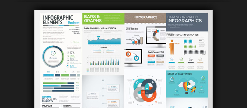 Infographic creation tools