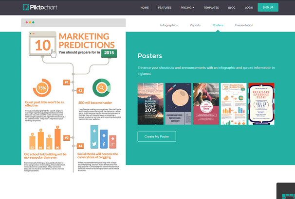 30 free tools resources for creating infographics 2017
