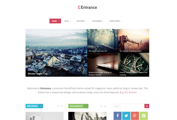 55+ Best WordPress Review Themes 2017