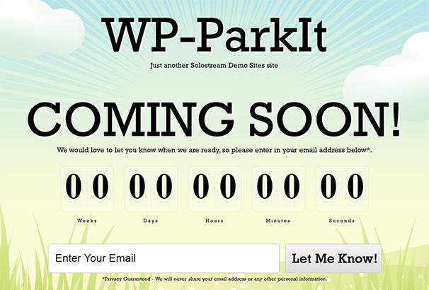 WP ParkIt