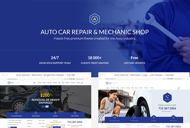 104 themeforest Auto Car Repair