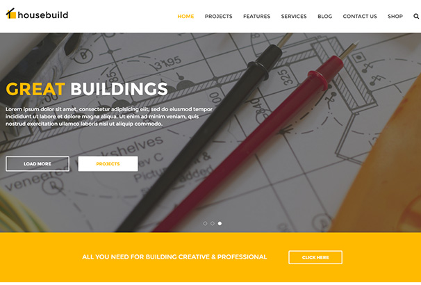 11 themeforest Housebuild