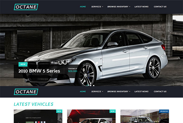 116 themeforest Octane