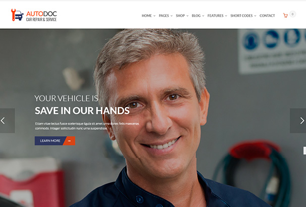 125 themeforest AutoDoc
