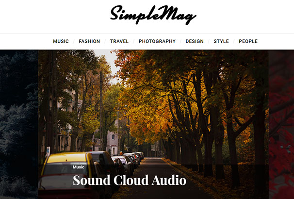 13 themeforest SimpleMag