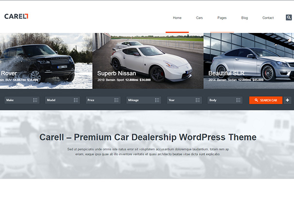 130 themeforest Carell