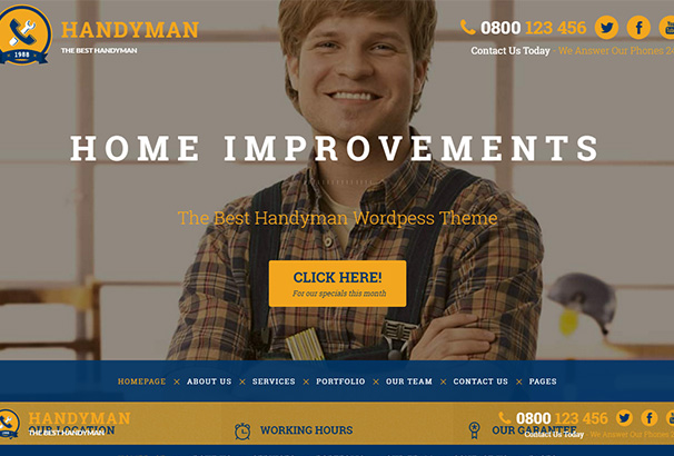 15 themeforest Handyman