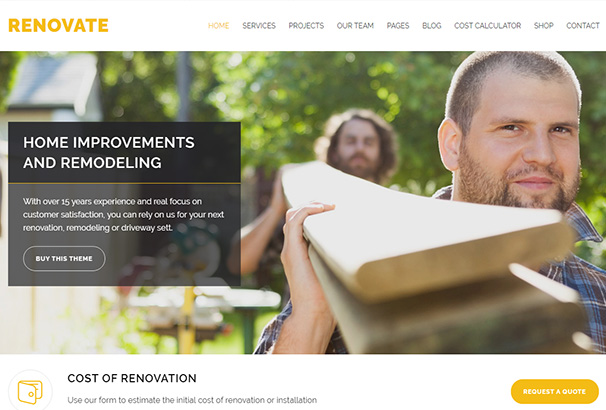 23 themeforest Renovate