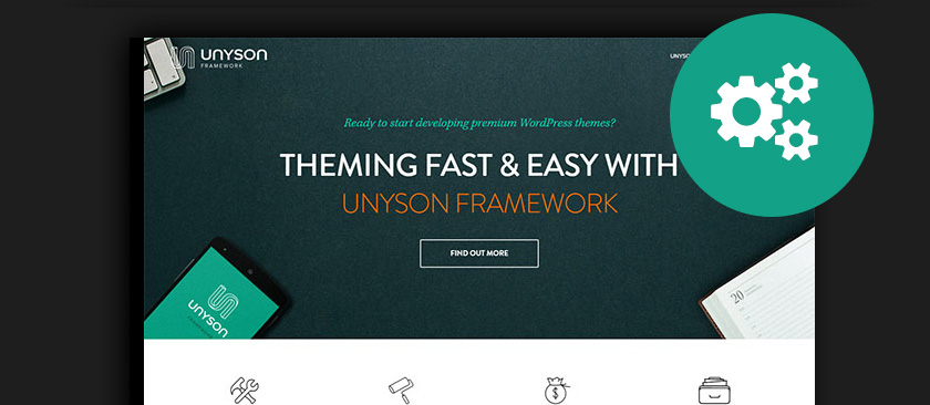 Best WordPress Theme Frameworks