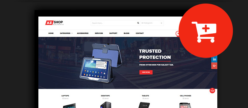 Best Responsive Magento Themes 2016