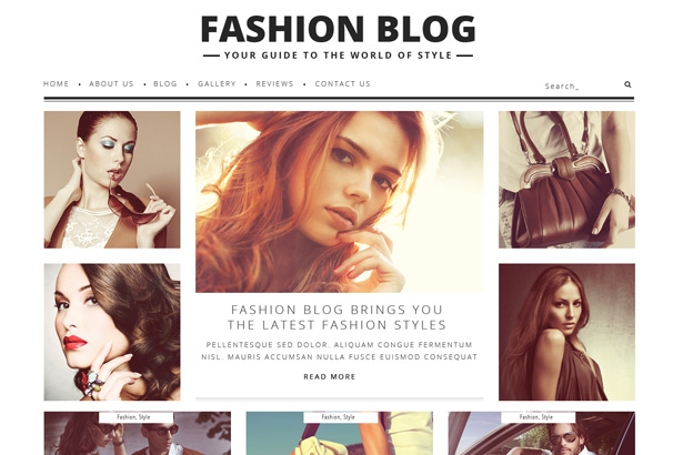 Image result for fashion blogs