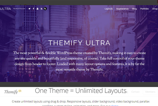 Themify 2 Ultra