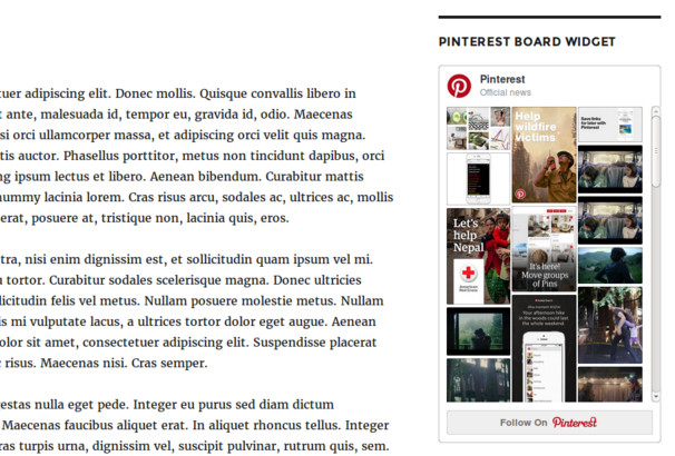 Pinterest by BestWebSoft