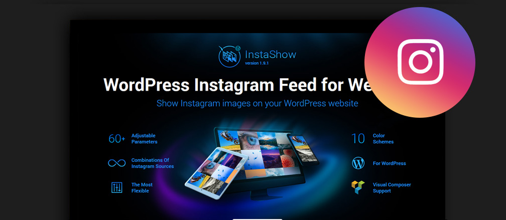 Instagram WordPress Themes and Plugins