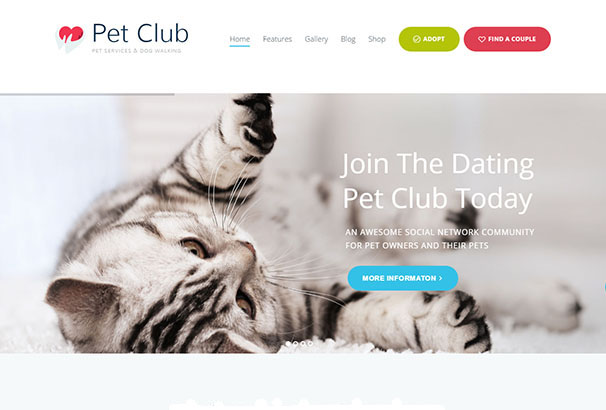 TF 15 Pet Club