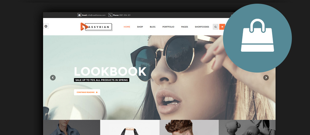 50+ Best Fashion WooCommerce WordPress Themes 2016
