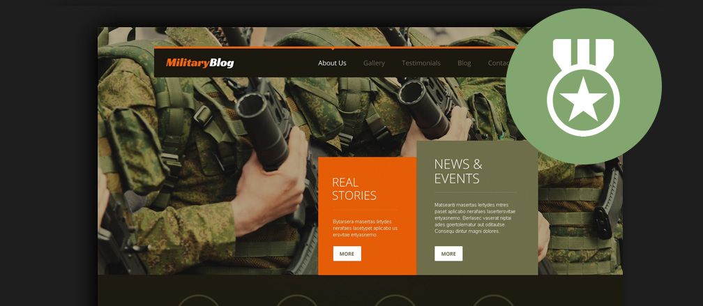 Best WordPress Military Themes