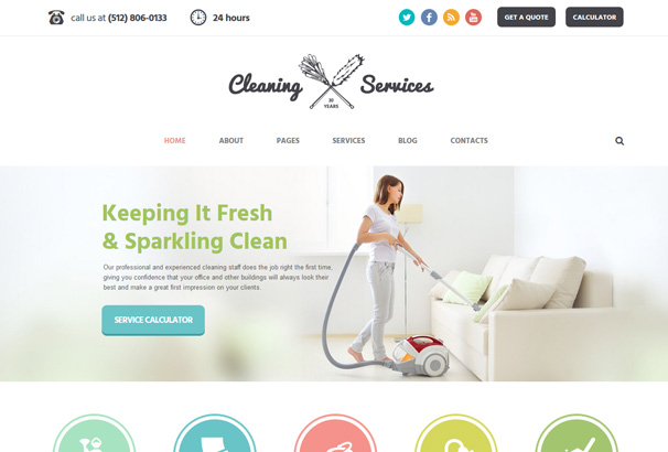 best name for cleaning service