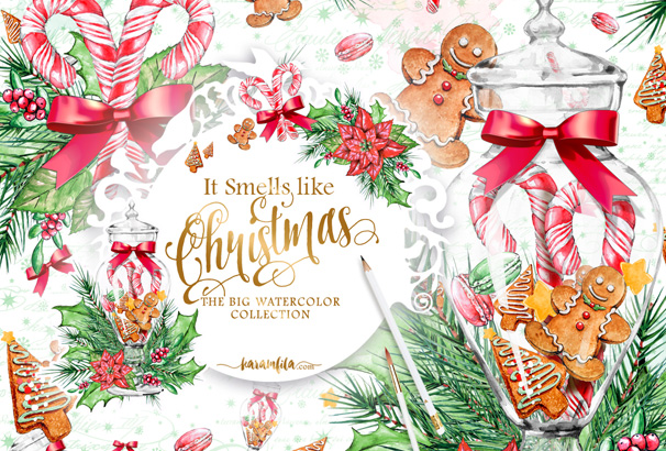 50 Best Christmas Graphics Clipart Icons Illustrations