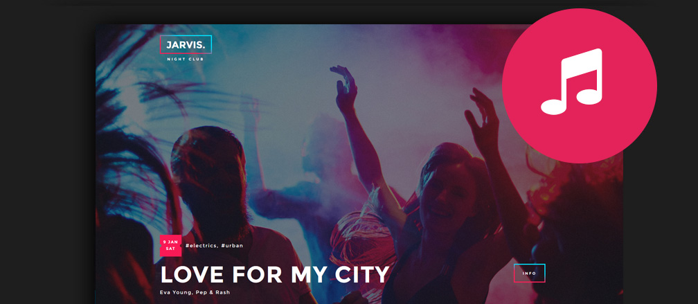 Best Nightclub WordPress Themes