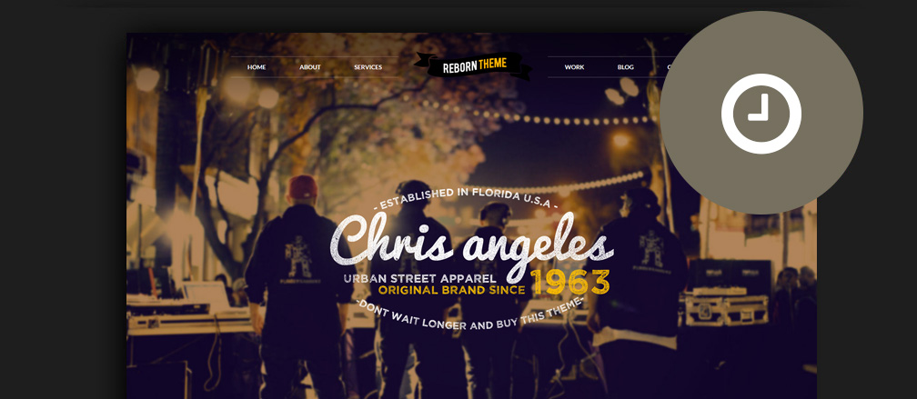 Best Vintage & Retro WordPress Themes