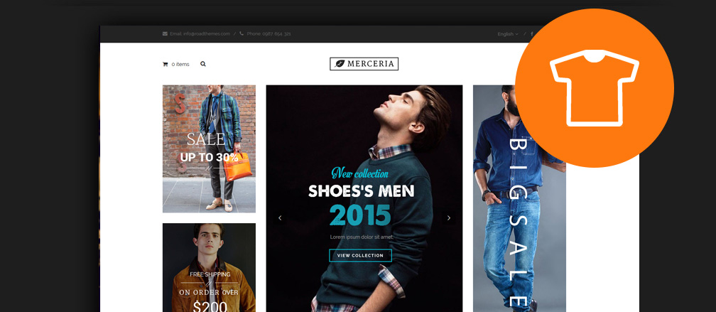 Best T-Shirt Store WordPress Themes