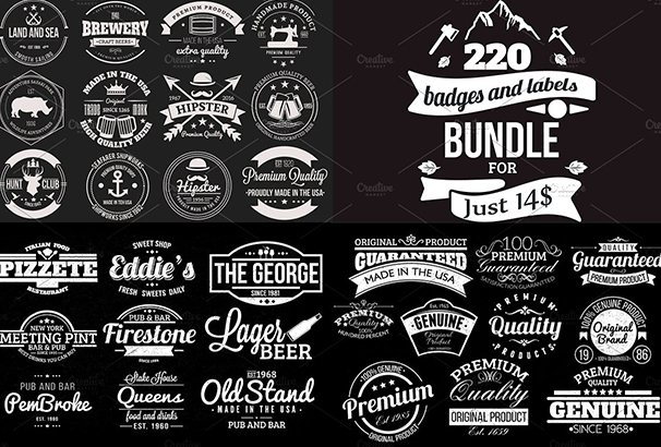 220-retro-badges-and-labels-bundle