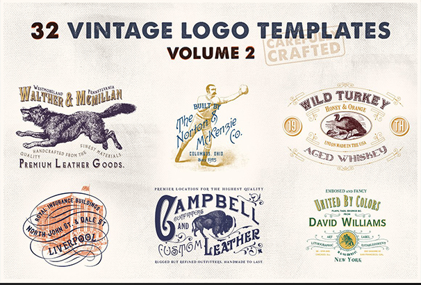 32-vintage-logo-templates-vol-2