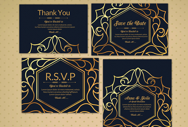 4-invitation-pack-templates
