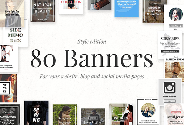 80-banners-style-edition