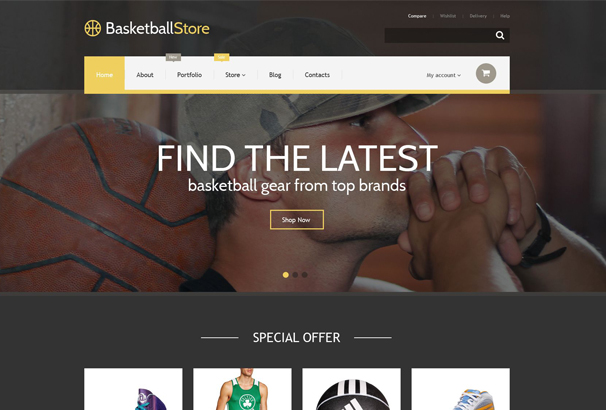 basketball-store-woocommerce-theme