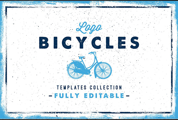bicycles-logo-collection
