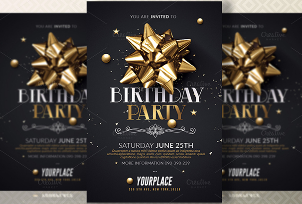 birthday-party-invitation-template