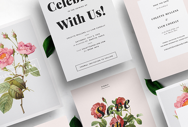 botanical-save-the-date-bundle