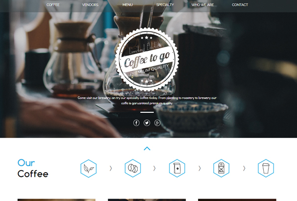 coffe-to-go-landing-page