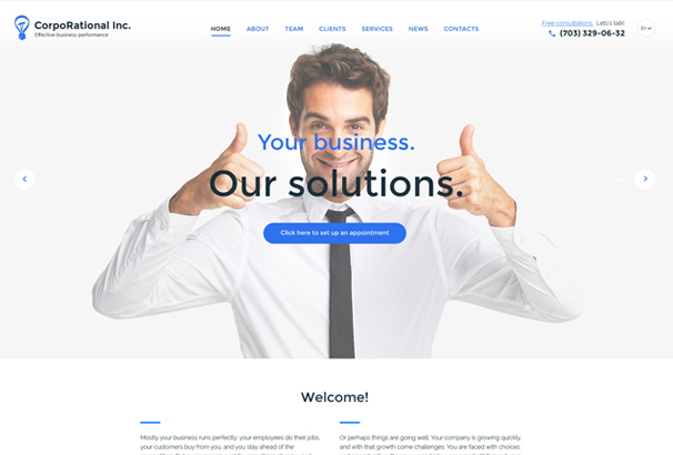 corporational-inc-website-template