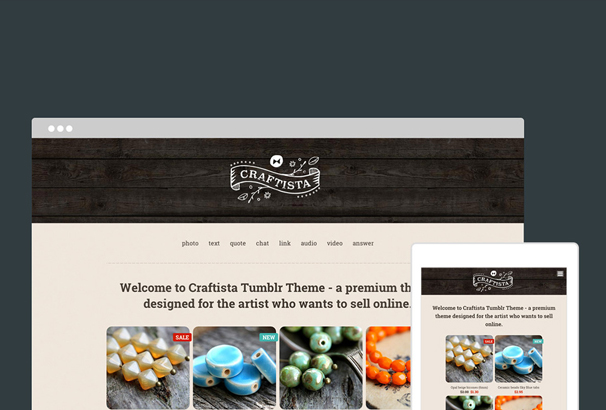 craftista-tumblr-theme
