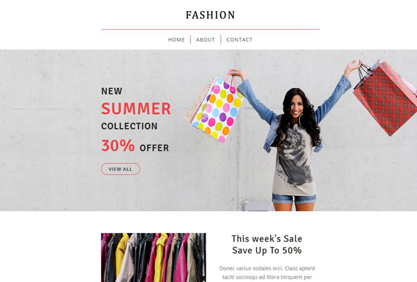 fashion-ecommerce-responsive-email-template-stampready-builder