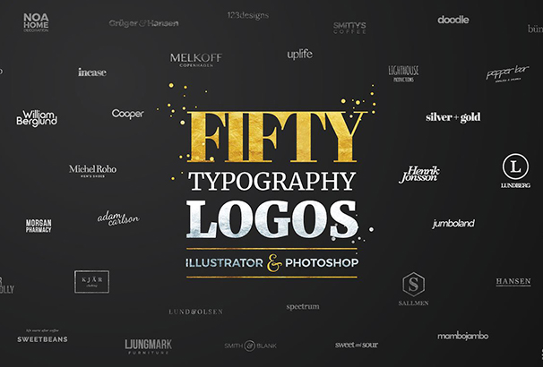 fifty-typography-logos-bundle