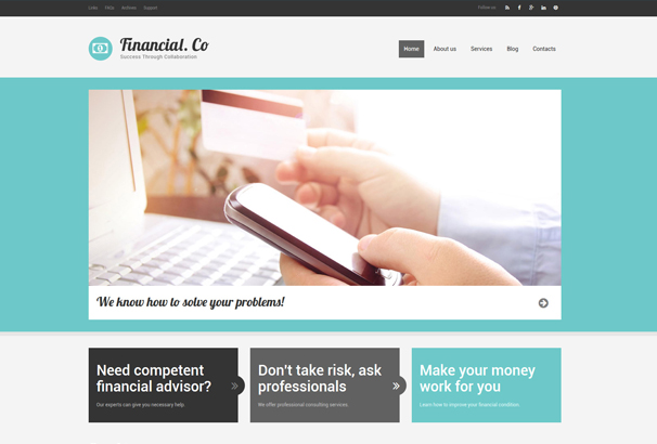 financial-co-drupal-template