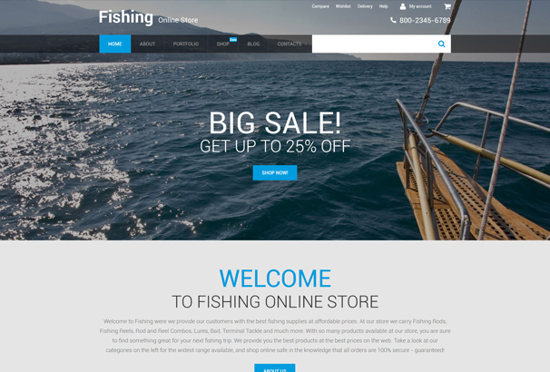 fishing-online-store-woocommerce-theme