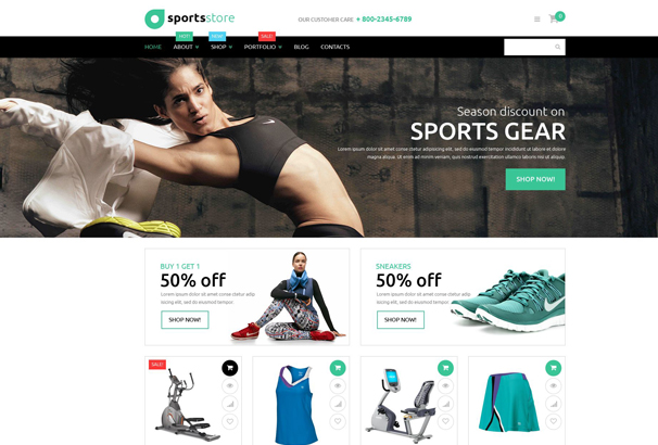 fitness-store-woocommerce-theme