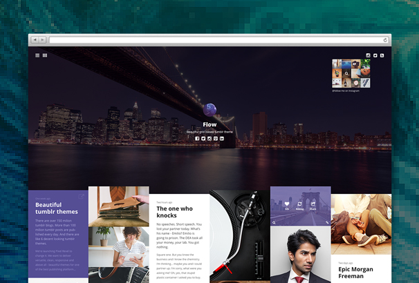 flow-tumblr-theme