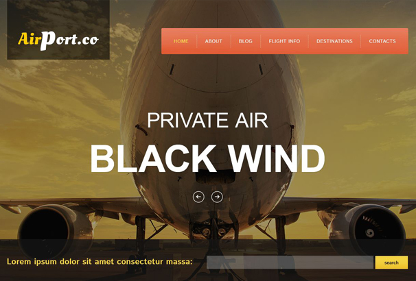 flying-safe-drupal-template