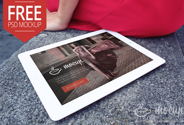 free-ipad-mockup-lady-in-italy