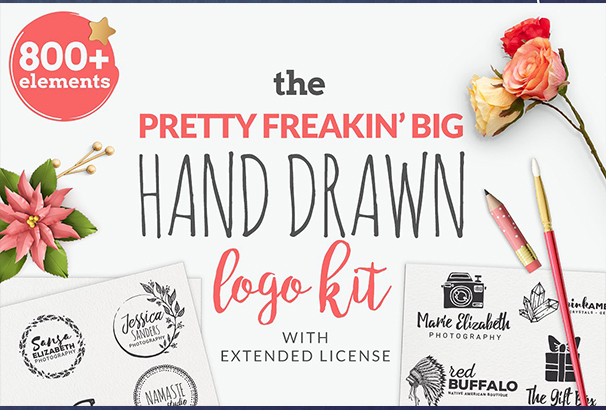 hand-drawn-logo-kit-800-elements