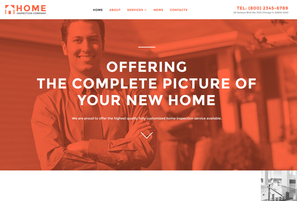 home-inspector-responsive-website-template