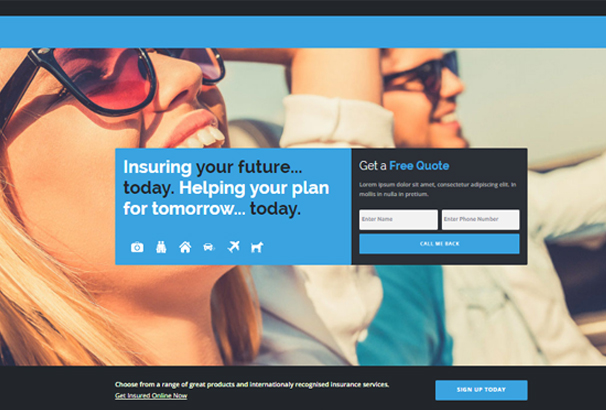 insurance-landing-page-template
