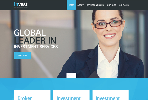 invest-drupal-template