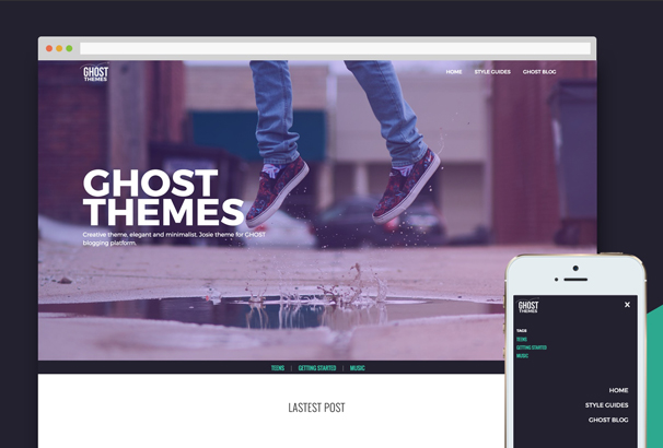 josie-theme-blog-and-magazine-ghost-theme